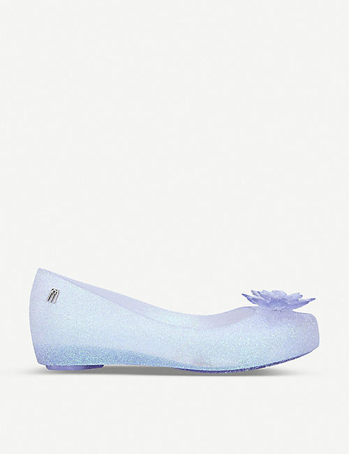 MINI MELISSA: Disney Frozen Ultragirl ballerina flats 6-9 years