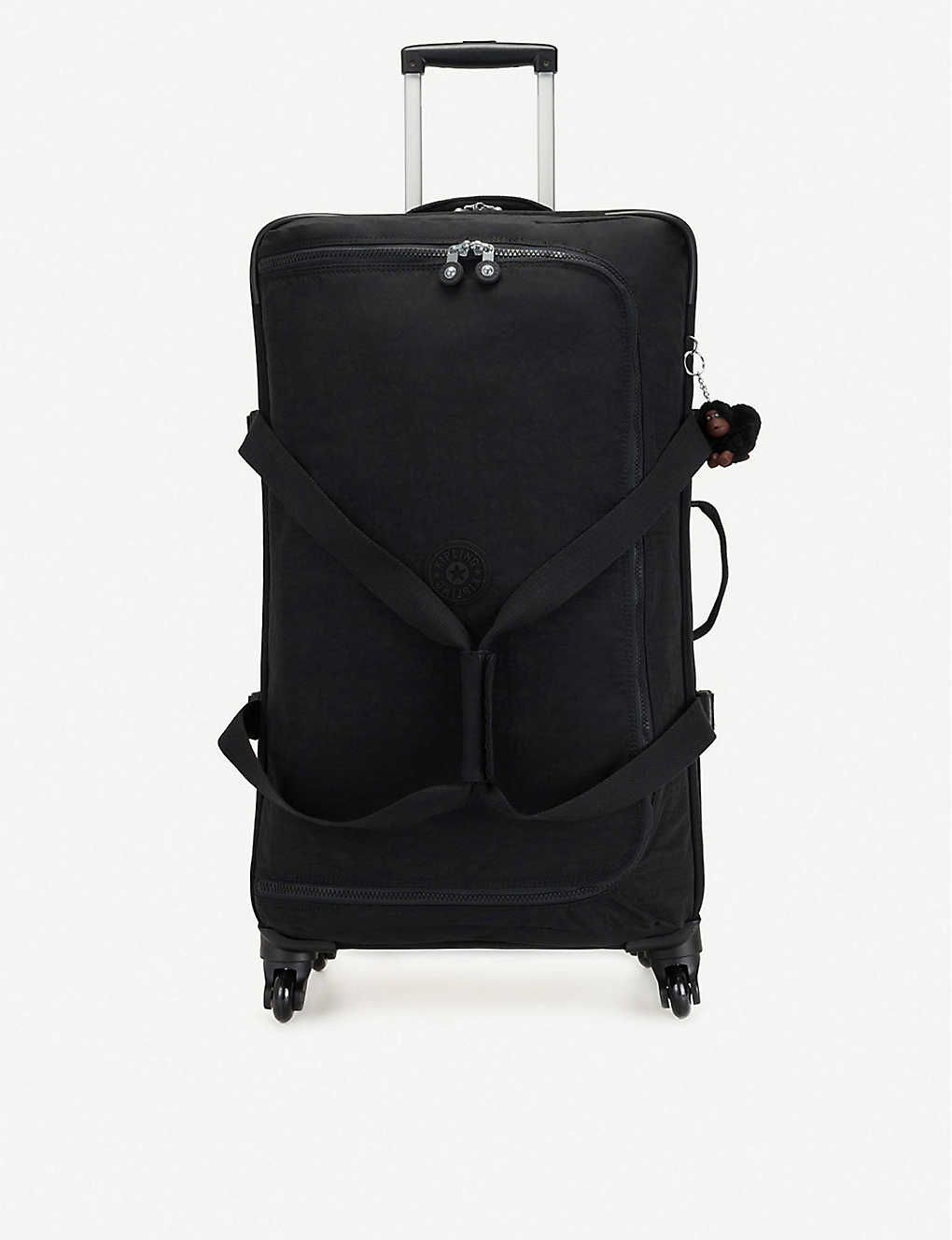 KIPLING: Cyrah four-wheel suitcase 71cm