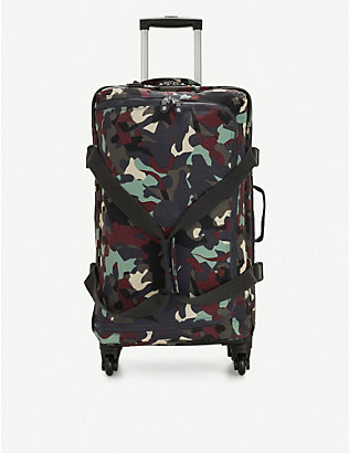 KIPLING: Cyrah medium suitcase 69cm
