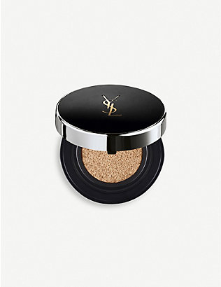 YVES SAINT LAURENT: All Hours Cushion Foundatin SPF50