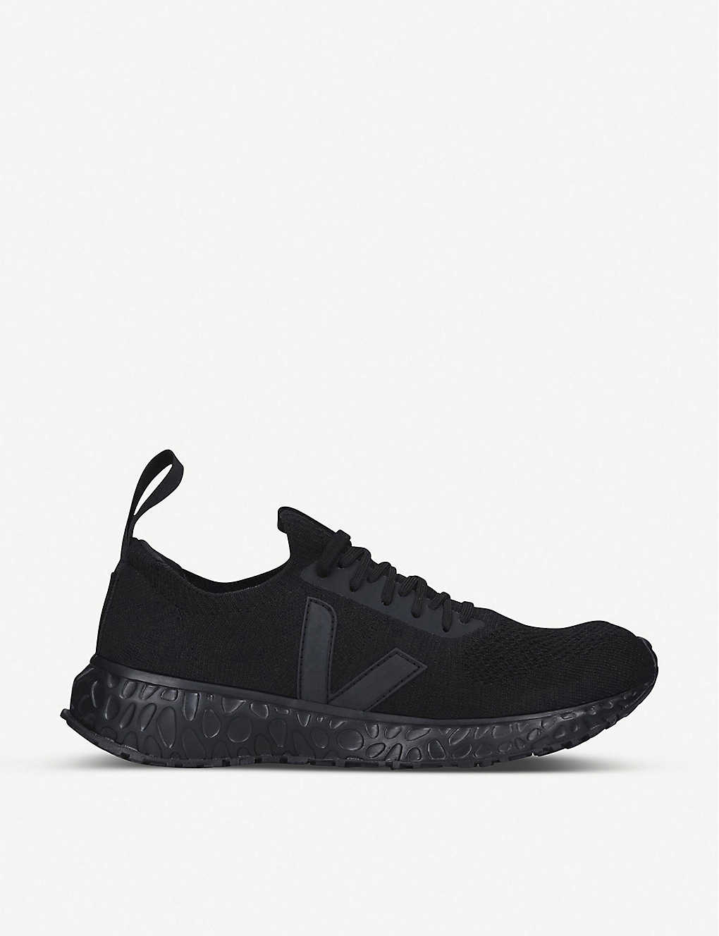 RICK OWENS: Rick Owens x Veja woven trainers