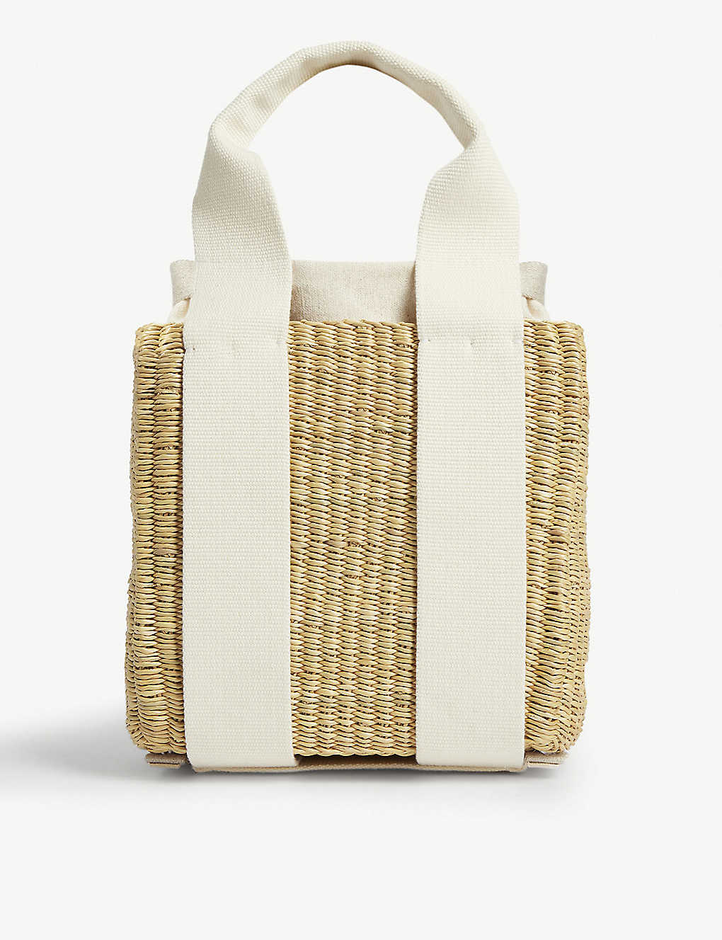 MUUN: Mini straw backpack