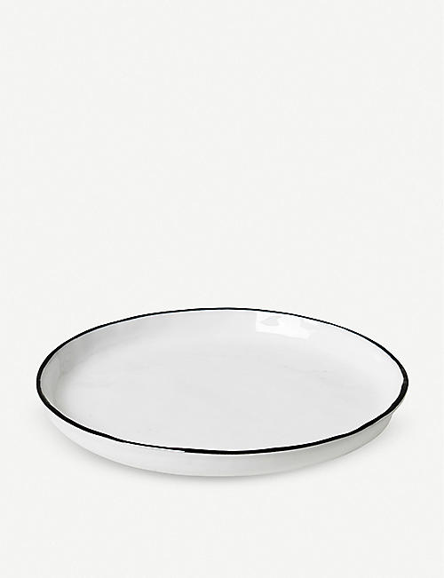 BROSTE: Salt side plate 13.8cm