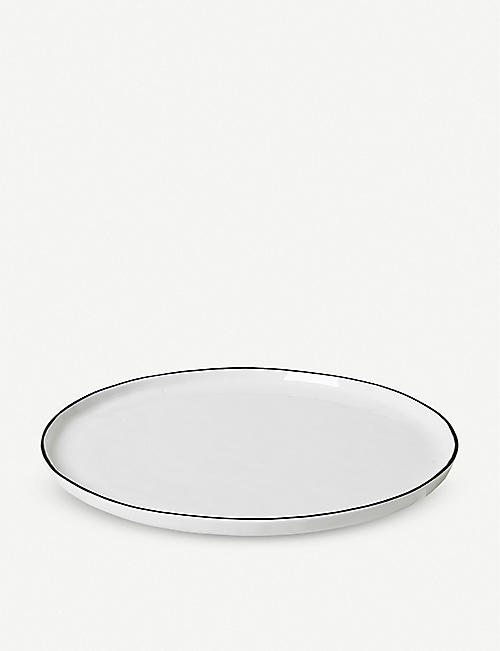 BROSTE: Salt dinner plate 28cm