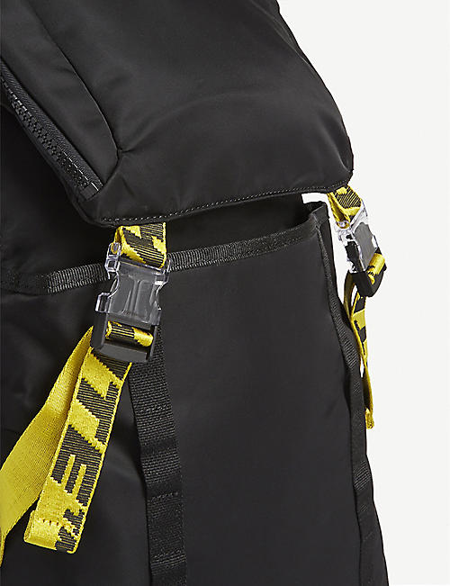 OFF-WHITE C/O VIRGIL ABLOH Equipment Backpack