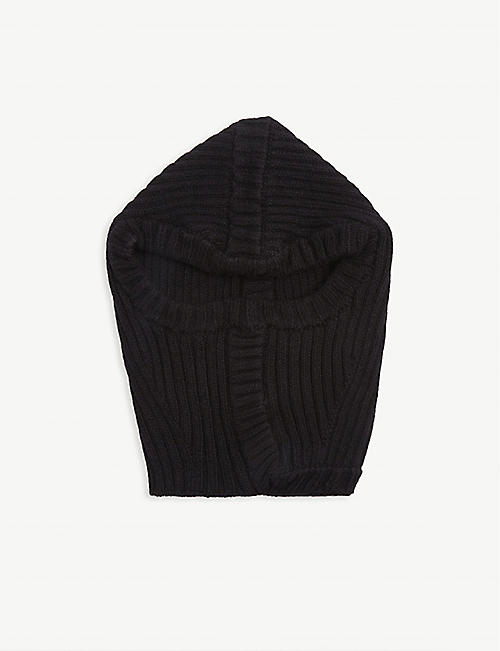OFF-WHITE C/O VIRGIL ABLOH Diver ribbed balaclava