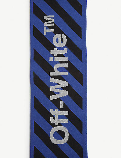 OFF-WHITE C/O VIRGIL ABLOH Ow Arrow Scarf