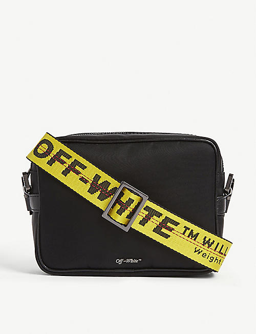 OFF-WHITE C/O VIRGIL ABLOH Nylon cross-body bag