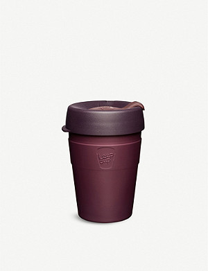 KEEPCUP Alder stainless-steel reusable coffee cup 340ml