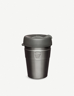 KEEPCUP Nitro reusable-plastic coffee cup 340ml