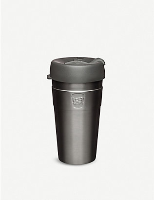 KEEPCUP: Nitro reusable-plastic coffee cup 454ml