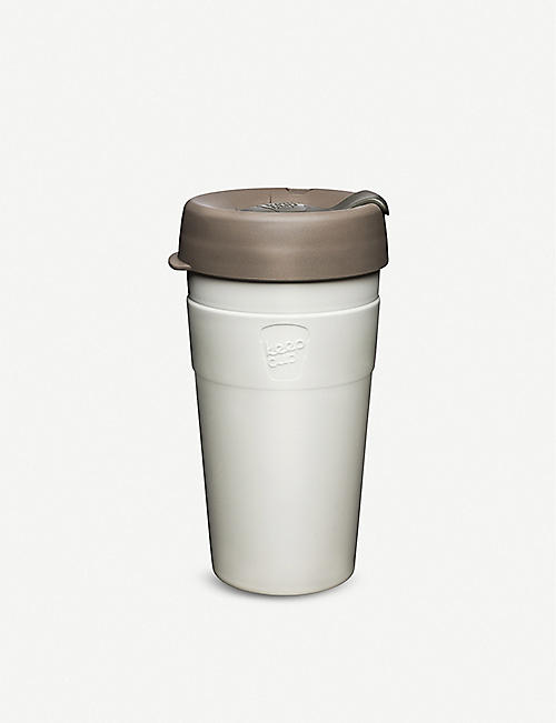 KEEPCUP: Original reusable large coffee cup 454ml