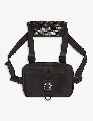 1017 ALYX 9SM: New chest rig nylon bag