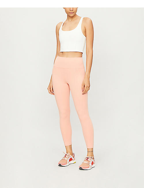 GIRLFRIEND COLLECTIVE Paloma sports stretch-jersey bra