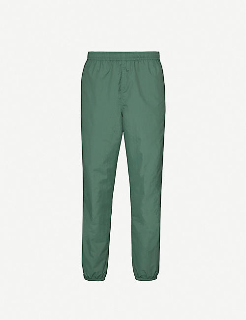 OBEY Tapered shell jogging bottoms