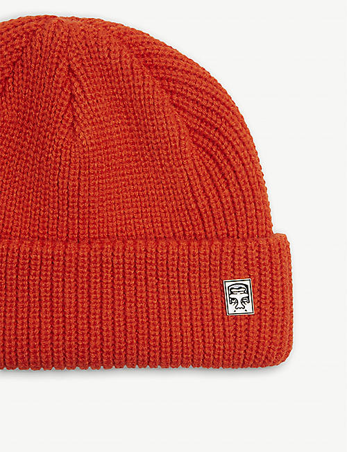 OBEY Roll-up micro beanie