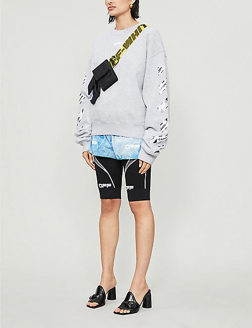 OFF-WHITE C/O VIRGIL ABLOH 两手包工业腰包