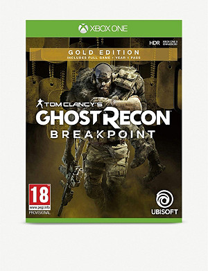 MICROSOFT Tom Clancy's Ghost Recon Breakpoint for Xbox One Gold Edition