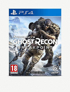 SONY Tom Clancy's Ghost Recon Breakpoint for PS4