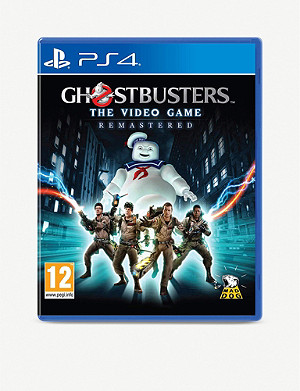 SONY Ghostbusters: The Video Game Remastered for PS4