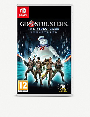 NINTENDO Ghostbusters: The Video Game Remastered for Switch