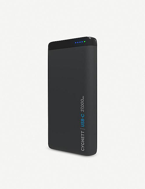 CYGNETT: 27,000 mAh USB-C Power Bank