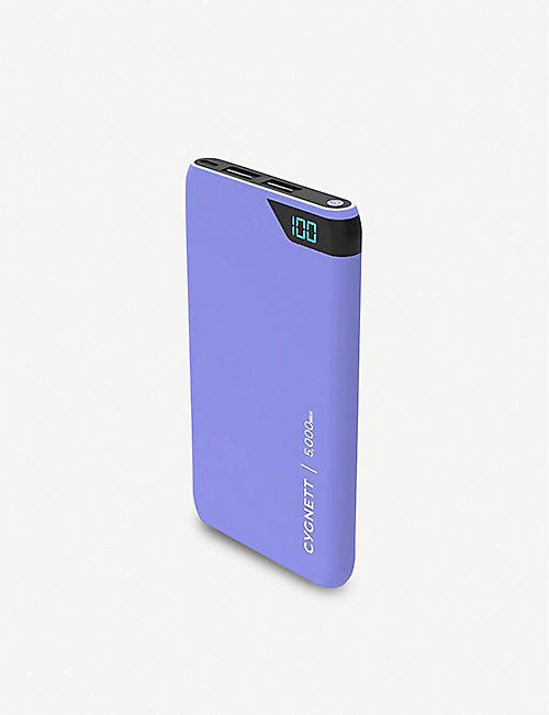 CYGNETT: 5,000mAH portable power bank