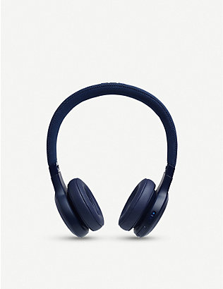JBL: Live 400 Wireless On-Ear Headphones