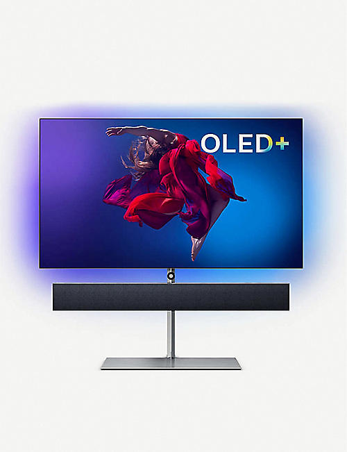 "PHILIPS 65"" 4K UHD OLED + Android TV B&W sound"