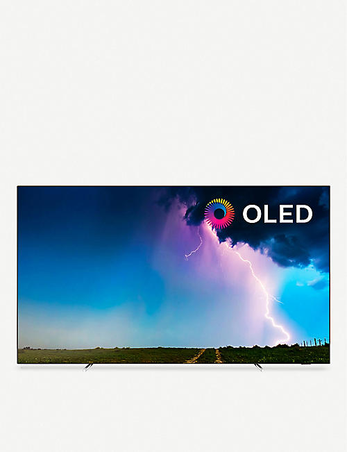 "PHILIPS 55"" 4K UHD OLED Smart TV"