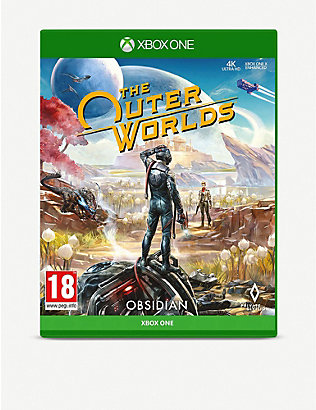 MICROSOFT:The Outer Worlds Xbox One 游戏