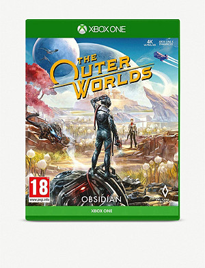 MICROSOFT The Outer Worlds Xbox One