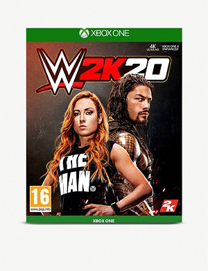 MICROSOFT WWE 2K20 Xbox One video game 16+