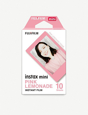 FUJIFILM Pink Lemonade instax Mini Film Pack