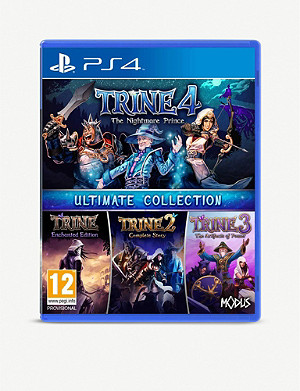 SONY Trine 4: The Nightmare Prince Ultimate Edition PS4 game