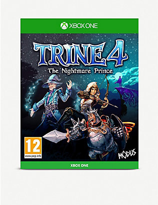 MICROSOFT: Trine 4: The Nightmare Prince Xbox One game