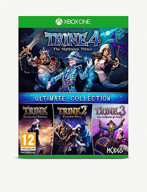 MICROSOFT Trine 4: The Nightmare Prince Ultimate Edition Xbox One game