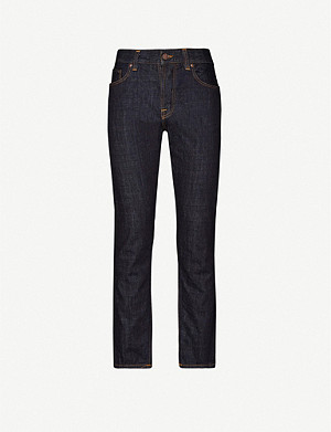 NUDIE JEANS Steady Eddie straight jeans