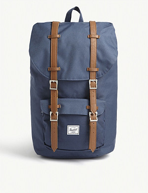 HERSCHEL SUPPLY CO Retreat Light canvas backpack