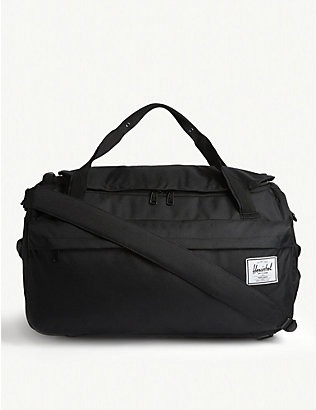 HERSCHEL SUPPLY CO: Outfitter canvas duffle bag