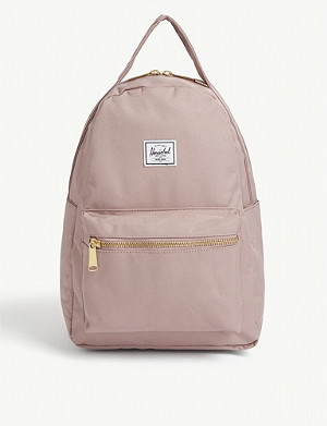 HERSCHEL SUPPLY CO Nova small canvas backpack