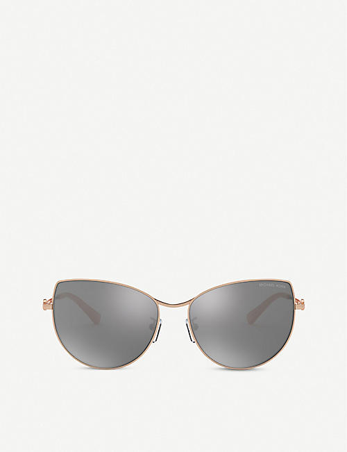MICHAEL KORS: MK1062 La Paz cat-eye sunglasses
