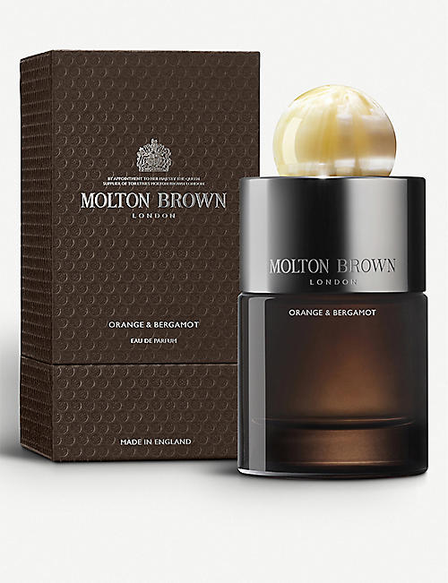 MOLTON BROWN Orange & Bergamot eau de parfum 100ml