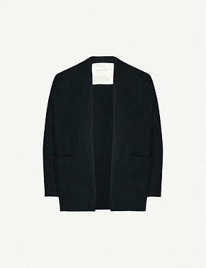 TOOGOOD Poet wool and cashmere-blend cardigan