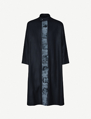 TOOGOOD The Artist wool and cotton-blend coat