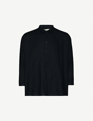 TOOGOOD The Draughtsman cotton-blend shirt