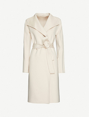 JOSEPH Lima wool and cashmere-blend double face coat