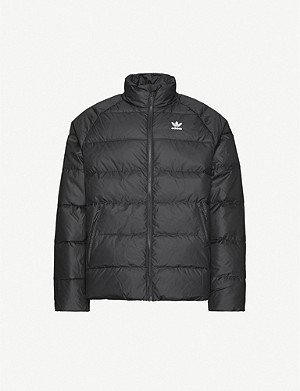 ADIDAS Padded shell-down jacket
