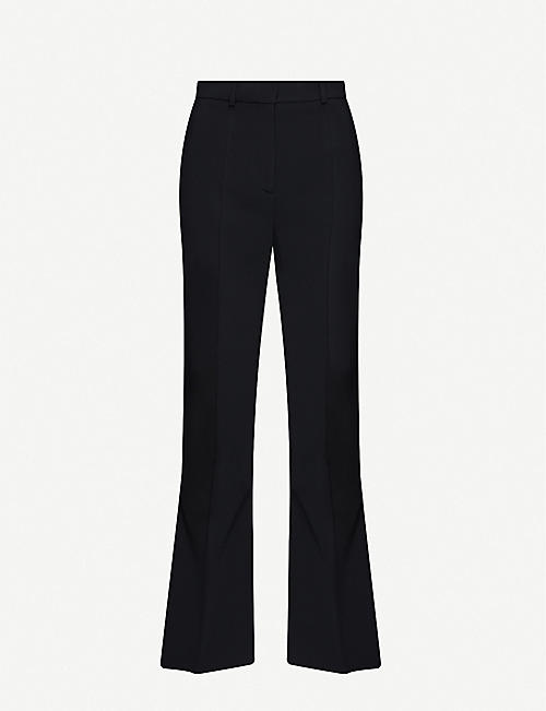 JOSEPH: Morrissey tuxedo stretch-cady trousers