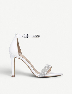 ALDO Prommy embellished leather sandals